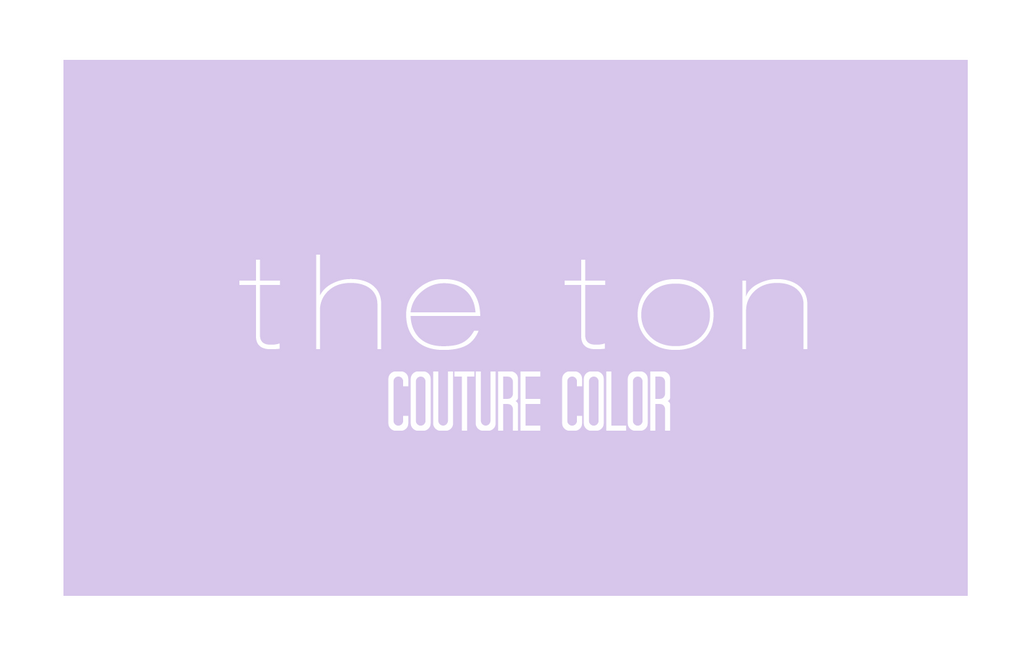 Couture Color - Soft Amethyst Dye