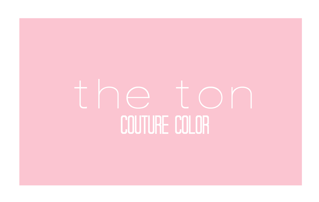 Couture Color - Rose Quartz Dye