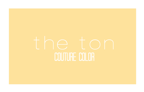 Couture Color - Beach Blondie Dye