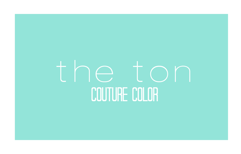 Couture Color - Lofty Mint Dye