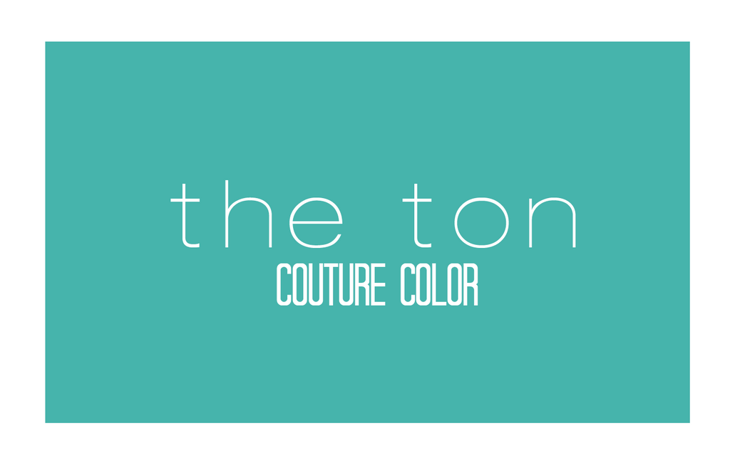 Couture Color - Hot Tourmaline Dye