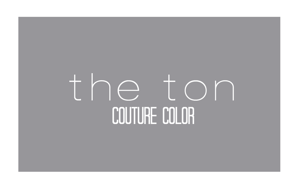 Couture Color - Light Onyx Dye