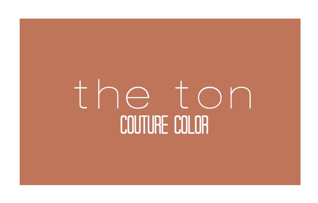 Couture Color - Spiced Chai Dye
