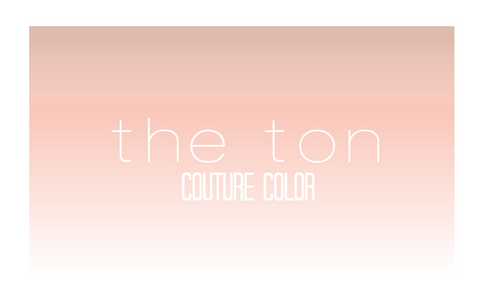 Couture Color - Rose Gold Bangle Pigment Ink Set