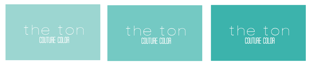 Couture Color - Minted Collection