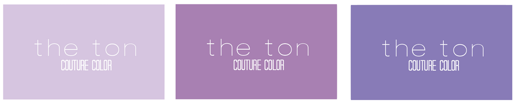 Couture Color - Amethyst Collection