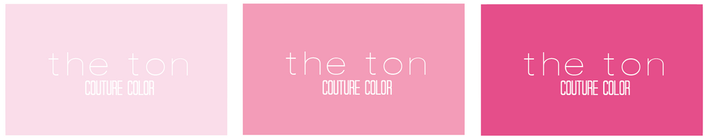 Couture Color - Peony Collection