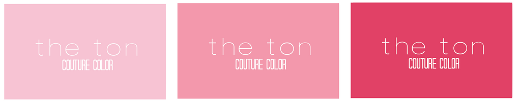 Couture Color - Ruby Collection