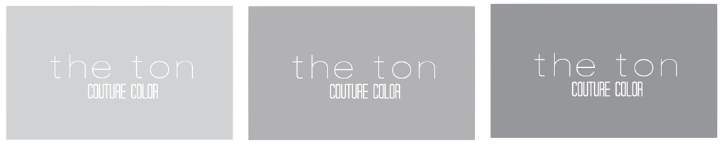 Couture Color - Pewter Collection