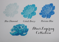 Couture Color - Blues Collection