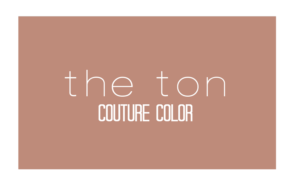 Couture Color - Found Topaz Dye