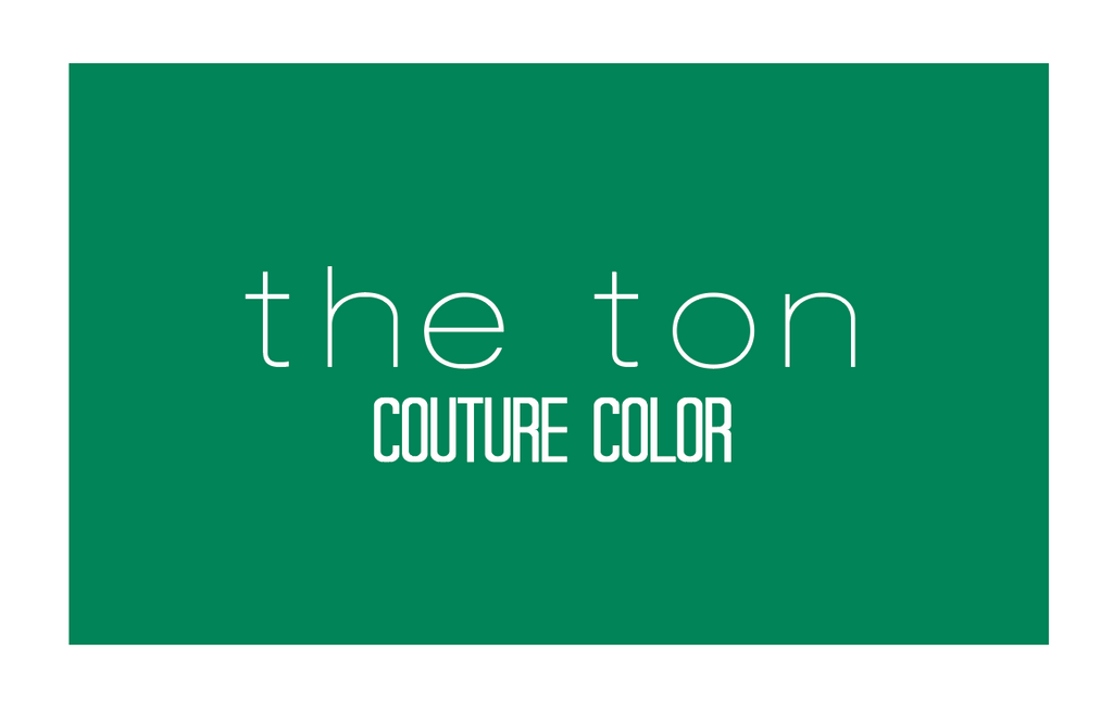 Couture Color - Deep Emerald Dye