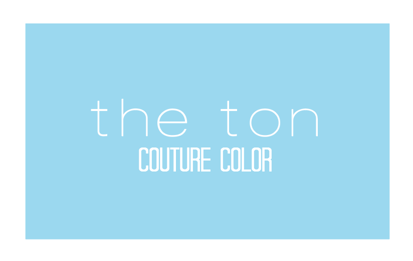 Couture Color - Cali Blue Dye