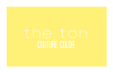 Couture Color - Lemon Drop Dye