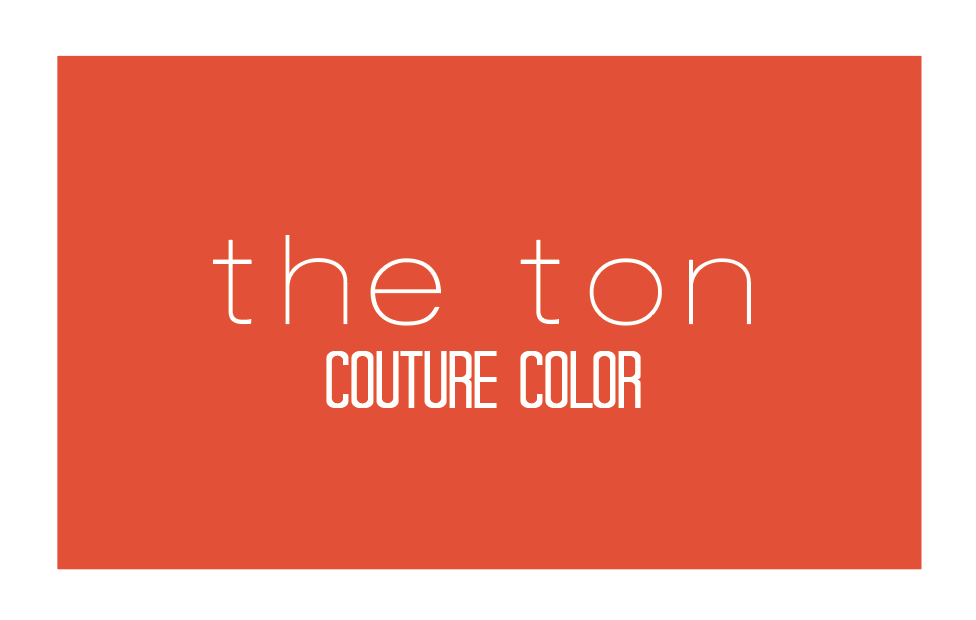 Couture Color - Coral Cavern Dye - PREORDER // PLEASE READ