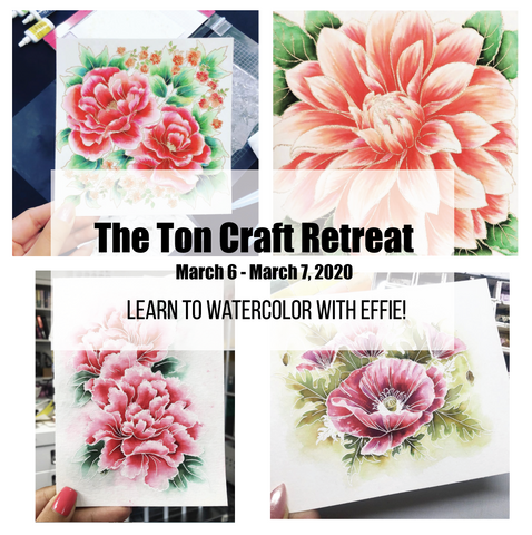 March 2020 Craft Retreat Registration