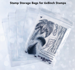 Stamp Pouches  - 4 Sizes Available