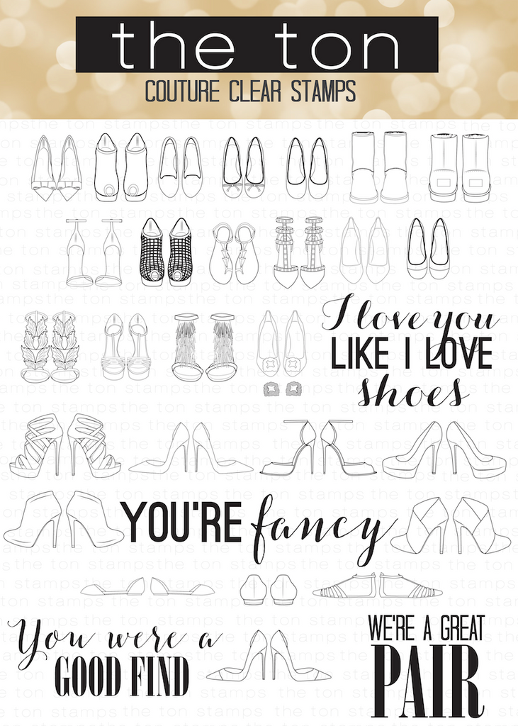 Shoe Wardrobe 2d. Ed. Outline