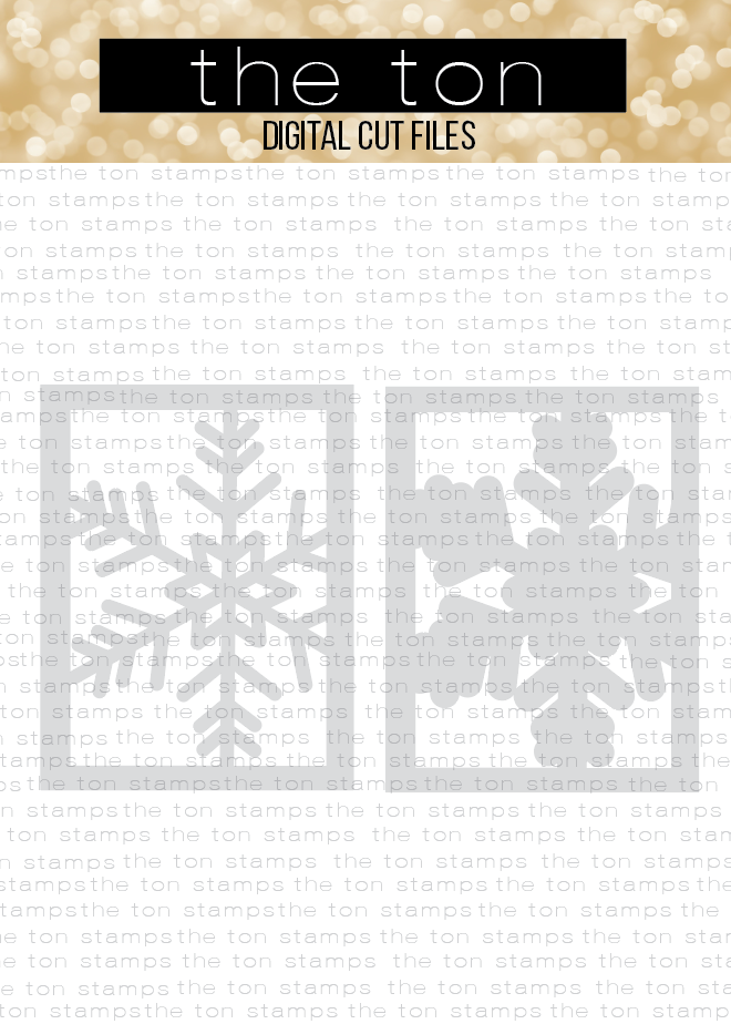 Single Snowflake Layering Coverplate SVG Cut File