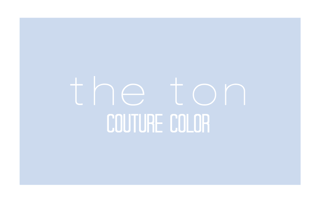Couture Color - Arctic Sky Dye