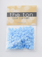 Rock the Boat Blue Sequins - 10, 8, 6, 5, 4mm, Mixed