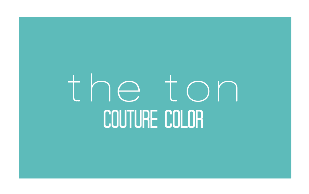 Couture Color - Caribbean Turquoise Dye