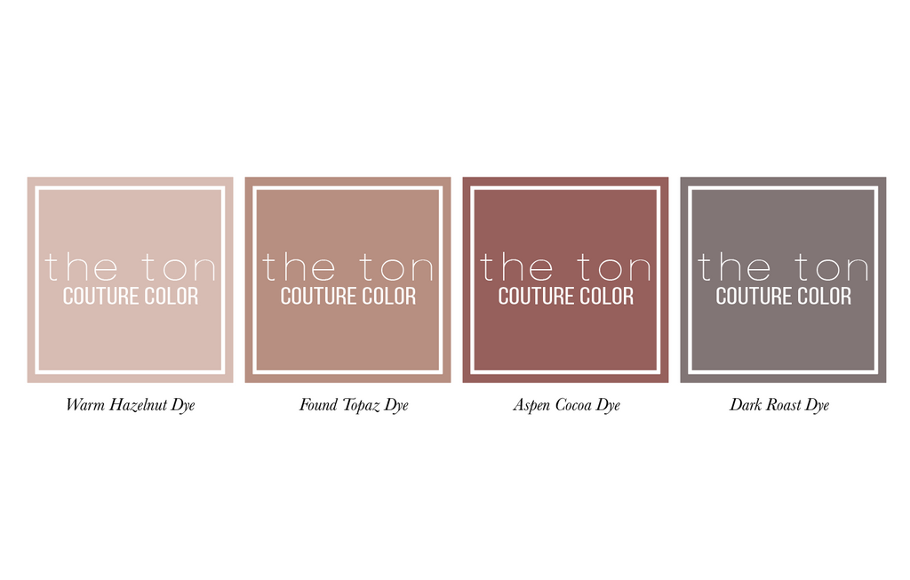 Couture Color - Cocoa Minis