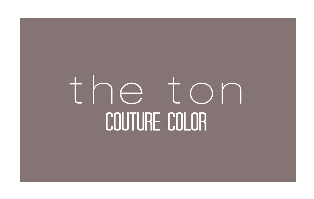 Couture Color - Dark Roast Dye