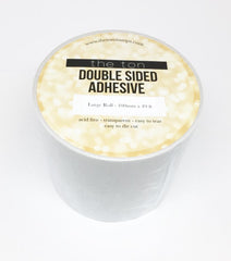 5. Double Sided Adhesive - Large Roll