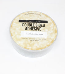 3. Double Sided Adhesive - Small Roll