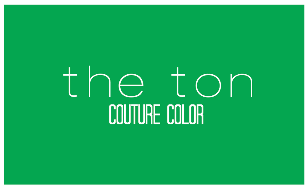Couture Color - Evergreen Dye