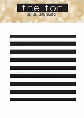 Haute Stripes Cling Background