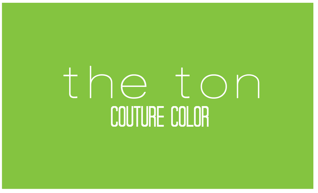 Couture Color - Matcha Dye