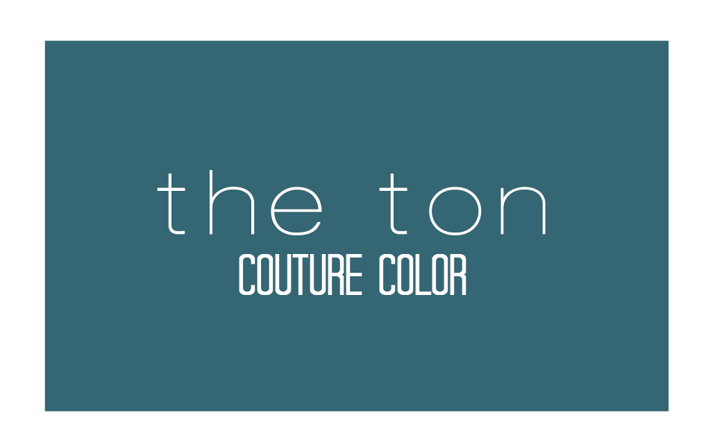Couture Color - Ocean Teal Dye