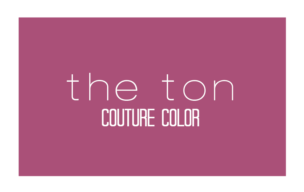 Couture Color - Pink Derby Dye
