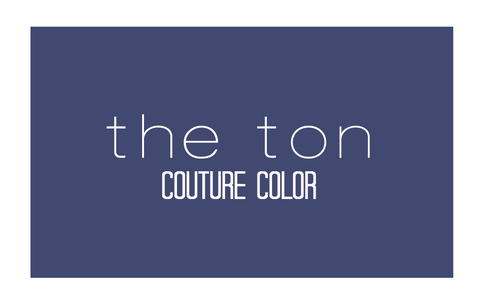 Couture Color - True Navy Dye