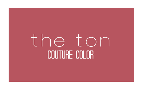 Couture Color - Valentine Red Dye