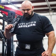 Featured BIG MAN - Strongest man in the World Brian Shaw