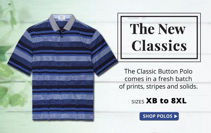Casual Shirts now $33 each when you buy three or more