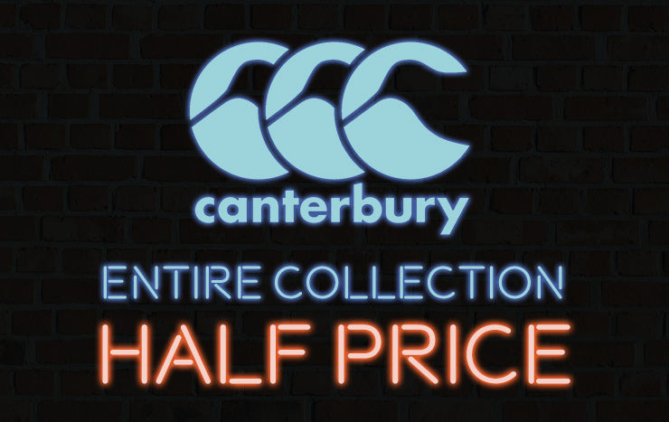 Canterbury Clothing Half Price | Click Frenzy 2015