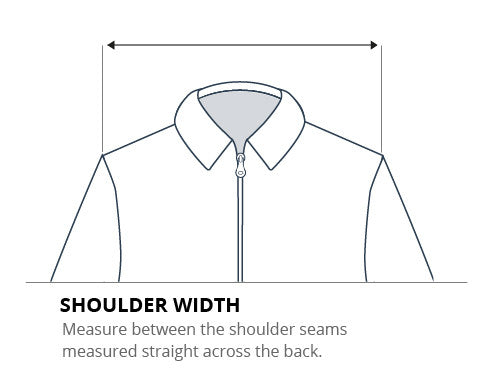 outer shoulder