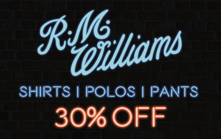 RM Williams 30% Off | Click Frenzy 2015