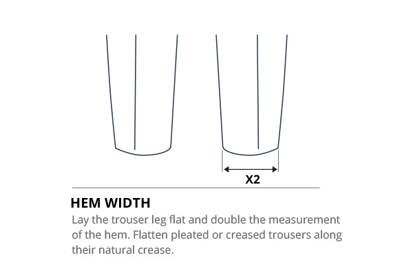 How to measure your hem