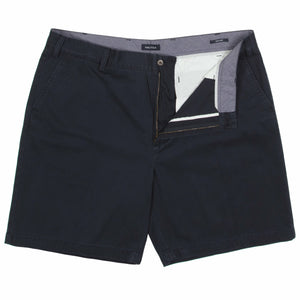 Nautica Flat Front Shorts in Navy