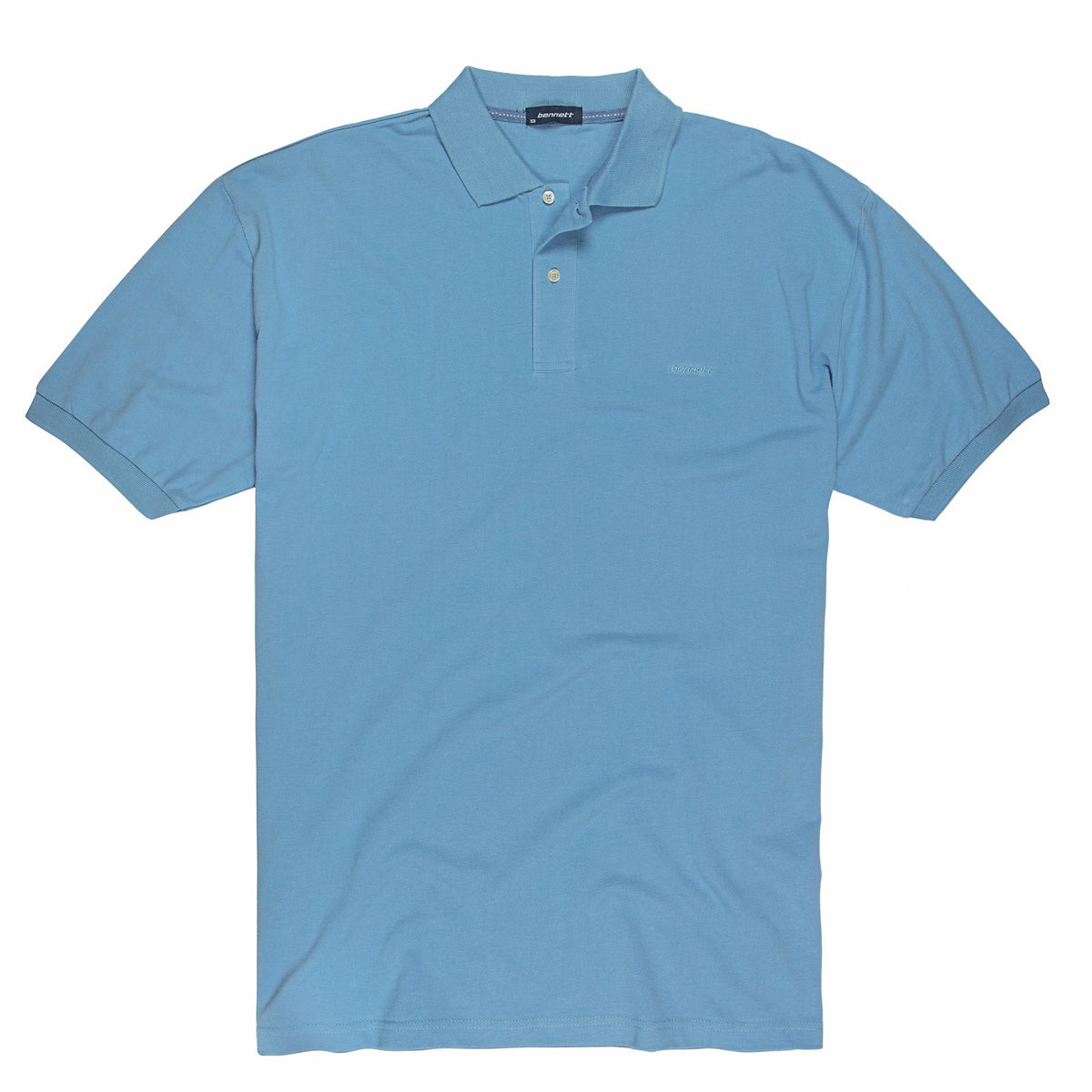 Bennett Cotton Pique Polo