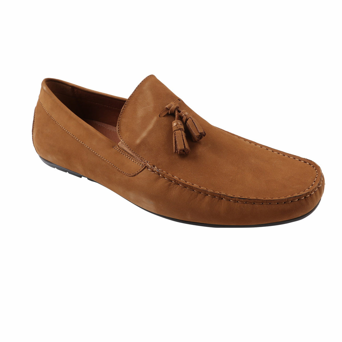 Florsheim 'Castello' Moccasin Shoe in Tan