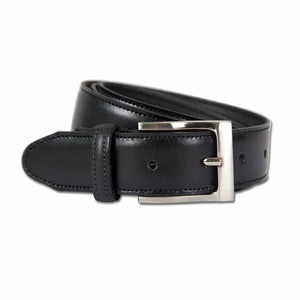 Ron Bennett Belt in Black - Ron Bennett Big Men's Clothing