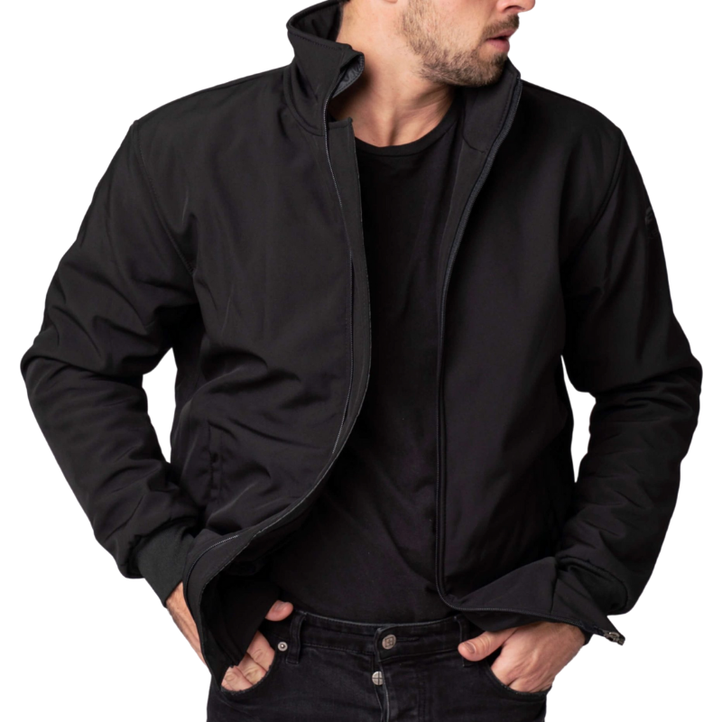 Big Mens Mondello Moto Windcheater Jacket