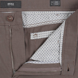 Brax Cadiz Sensation Five Pocket Jean in Brown