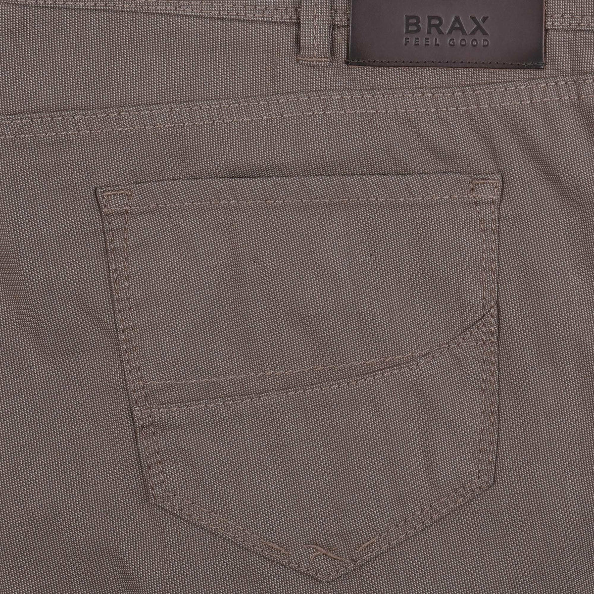 Brax Cadiz Sensation Chino in Brown